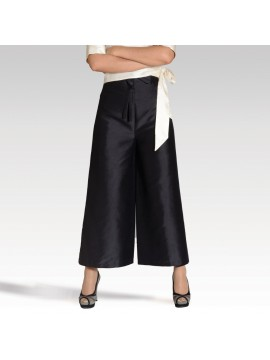 WRAP-AROUND PANTS