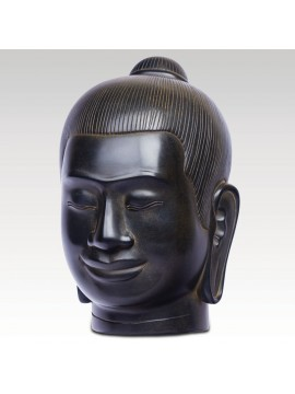 HEAD OF JAYAVARMAN VII