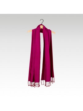 Medium Raw Silk Shawl